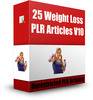 Thumbnail 250 PLR Articles Losing Weight & Surprise Freebies